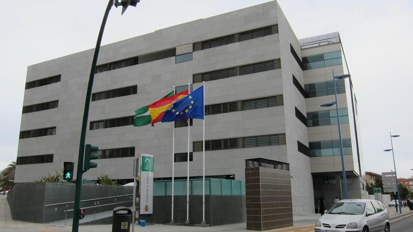Imagen de archivo de la Ciudad de la Justicia.
