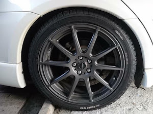 レガシィツーリングワゴン BP5 2.0GT Spec.B D型のタイヤのカスタム事例画像 おしずさんの2019年01月13日06:43の投稿