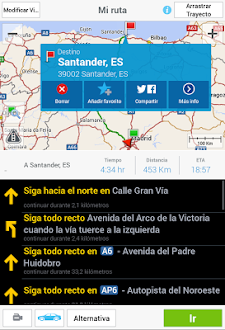 CoPilot GPS Gratis