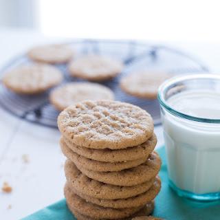 Tahini Cookies.