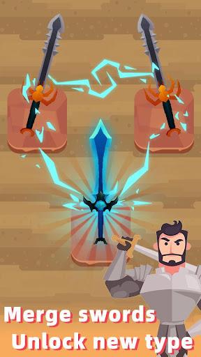 Épée de fusion - Maître du forgeron inactif  captures d'écran 1
