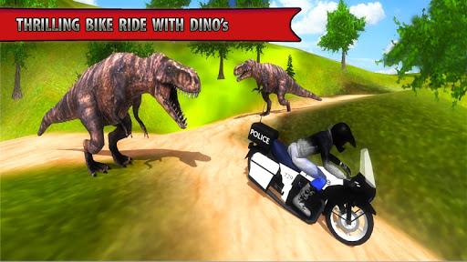 Bike Racing Dino Adventure 3D  screenshots 9