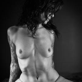 tight by Gary Bradshaw - Nudes & Boudoir Artistic Nude