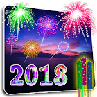 2018 New Year Fireworks icon