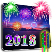 2018 New Year Fireworks