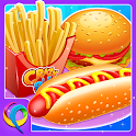 Street Food - Cooking Game icon