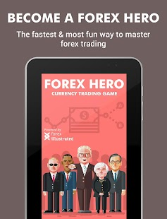 Forex Hero - Trading Game- screenshot thumbnail