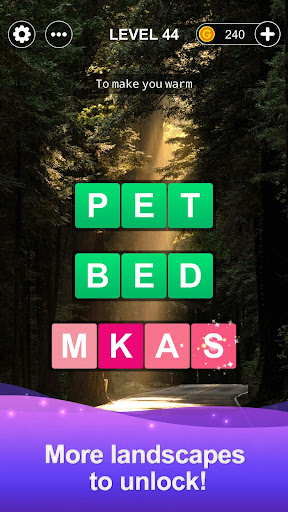 Word Tour Swap: Spell, Search & Link Puzzle Games 1.0.0 screenshots 2