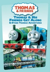 Thomas and Friends: Thomas and His Friends Get Along and Other Thomas Adventures
