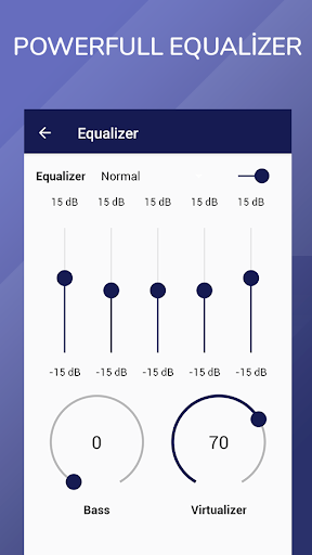 Music Player - Equalizer screenshot 2