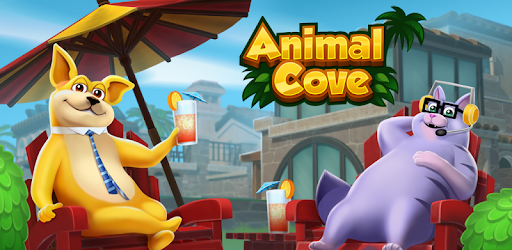 Animal Cove: Solve Puzzles & Design Your Island - Apps on