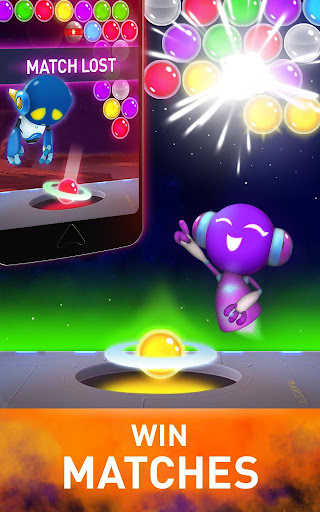 Mars Pop - Bubble Shooter screenshot 11
