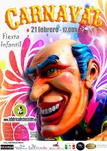 Photo: Fiesta Infantil de Carnaval 2015 en www.lafabricadechocolate.es