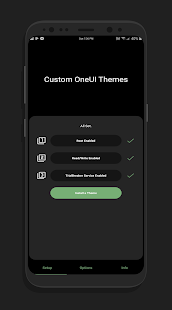 Custom OneUI Themes for Samsung Galaxy  *ROOT* Screenshot