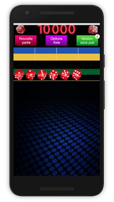 Dice Game 10000 Neon Free - screenshot