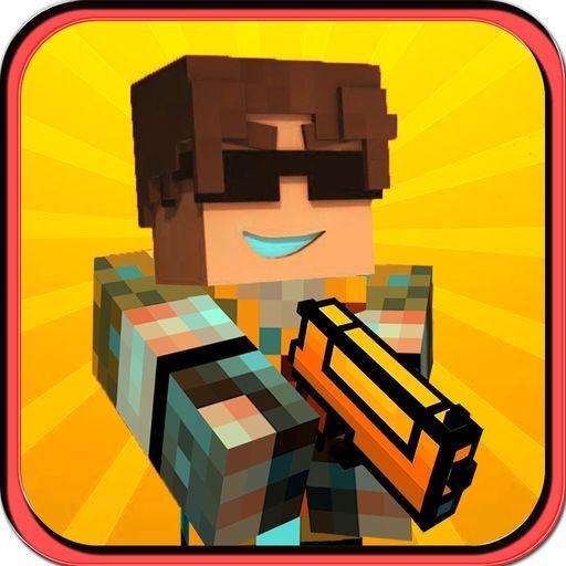 Pixel Block Gun Craft