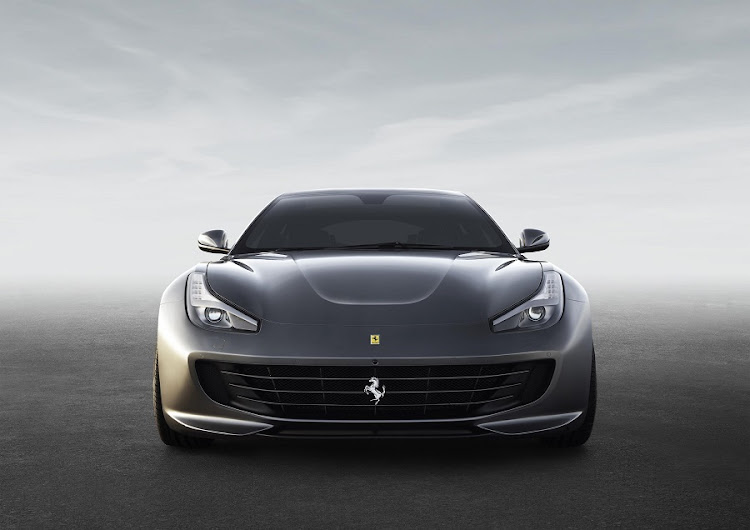 We expect the Ferrari FUV (Ferrari Utility Vehicle) to take styling cues from the GTC4Lusso. Picture: NEWSPRESS UK