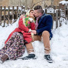 Wedding photographer Aleksey Komissarov (fotokomiks). Photo of 12.01.2017