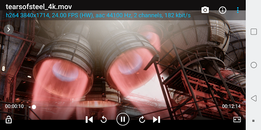 BSPlayer screenshot 10