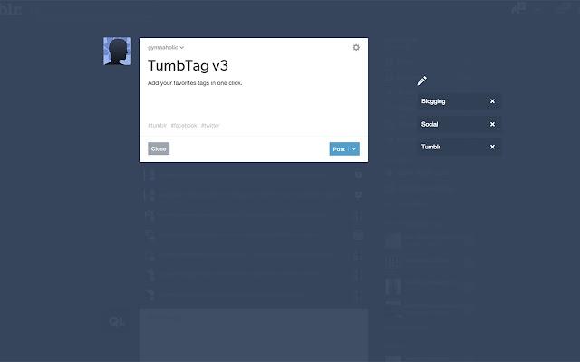 Tumblr Tag
