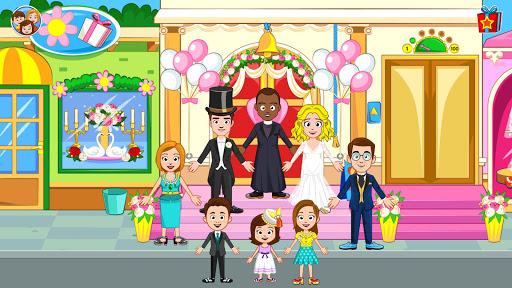 My Town : Wedding Bride Game for Girls apkdebit screenshots 6