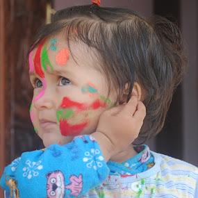 I am Sorry!!! by Pramesh Pokharel - Babies & Children Children Candids