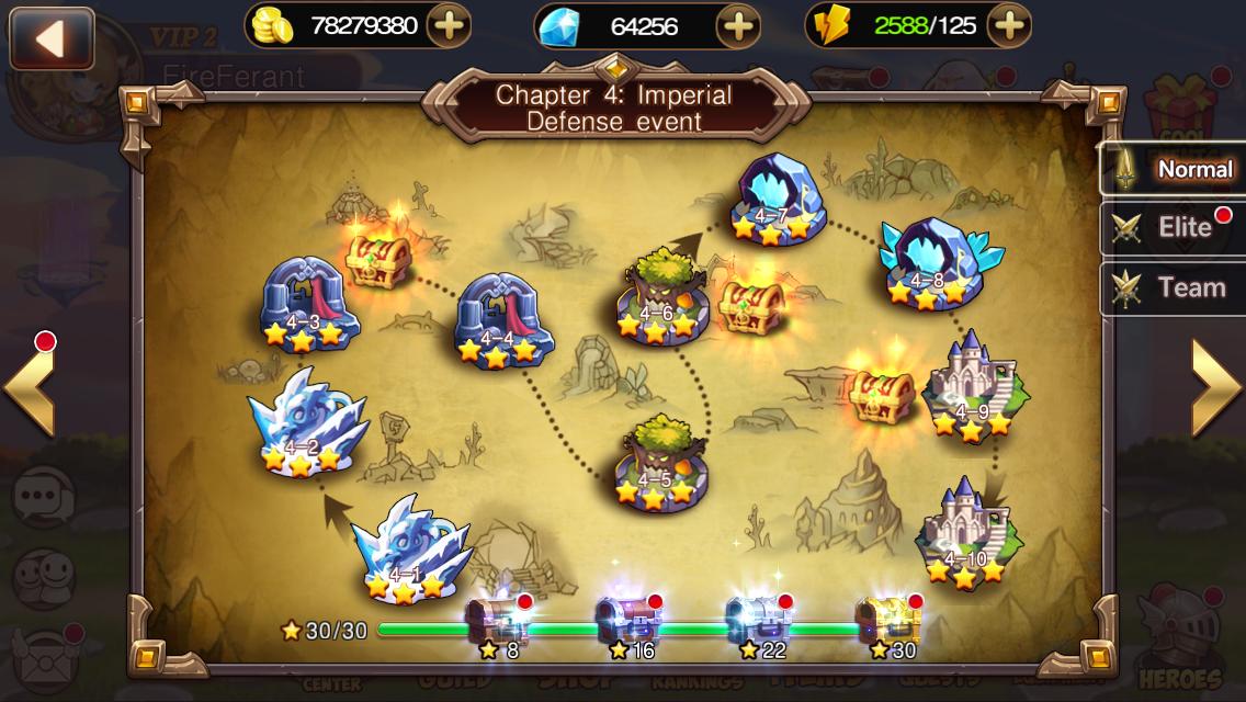 Seven Paladins Id Game D Rpg X Moba Screens
