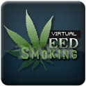 Virtual Weed Smoking FREE icon
