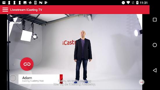 iCasting TV - náhled