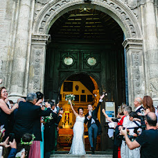 Wedding photographer Alfonso Azaustre (azaustre). Photo of 06.08.2016