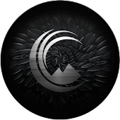 Crow Silver - Icon Pack