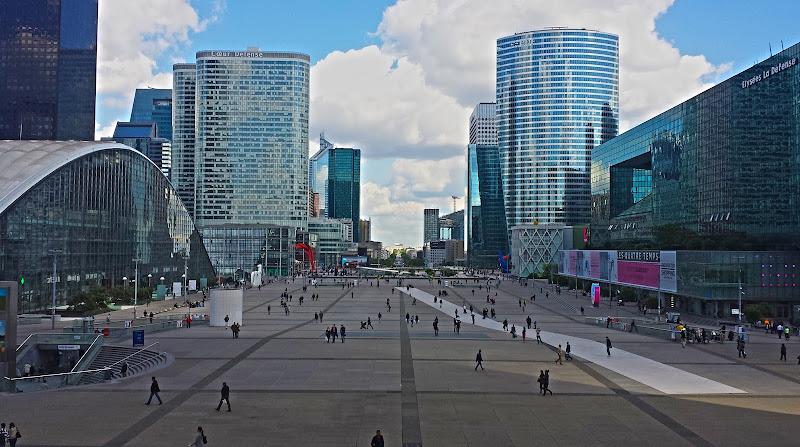 Fuga attraverso Parigi di utente cancellato