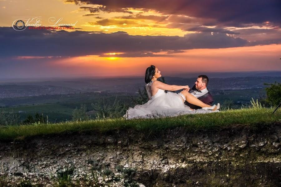 Wedding photographer Vasiliu Leonard (vasiliuleonard). Photo of 10.07.2018