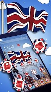 United Kingdom Launcher - náhled