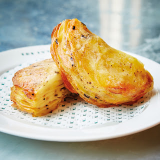 The Ivy's Famous Sarladaise Potatoes.