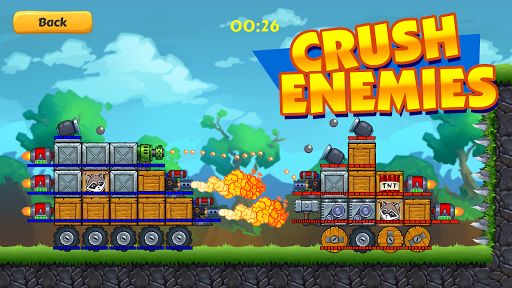 CarGoBoom Duel fights with custom build machines modavailable screenshots 6