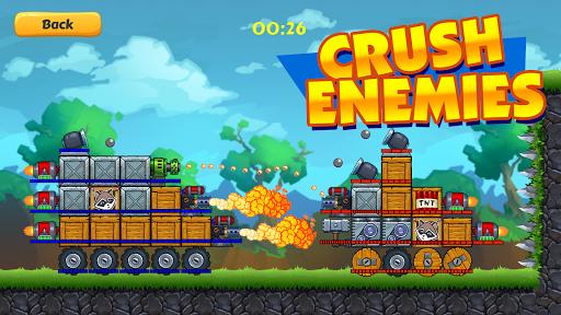 CarGoBoom Duel fights with custom build machines screenshot 6