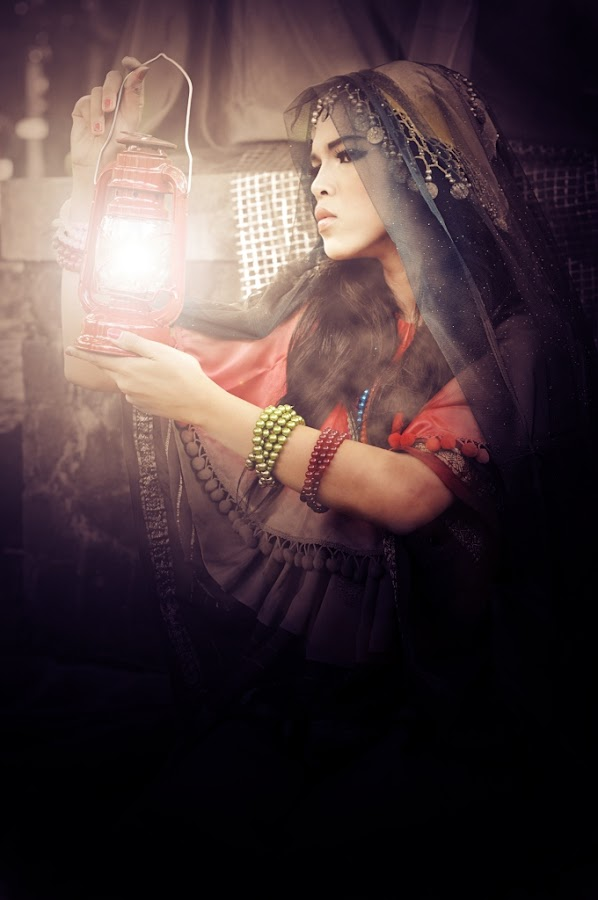 by Nasrul Alhaq - People Portraits of Women