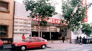 Cines Imperial, en Pablo Iglesias.