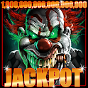 Crazy Clown Killer Jackpot: Vegas Slot Machine 777 icon