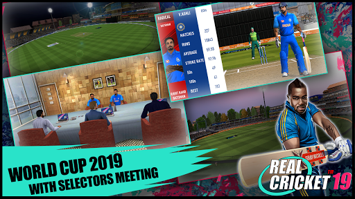 Real Cricket™ 19 2.7 screenshots 2