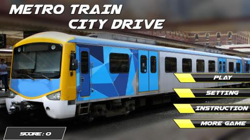 Metro Train City Drive