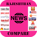 Rajasthan News Live TV : Rajasthan News Channel TV icon