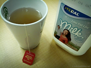 Photo: 24: 3 things (Hot water, Tea, and Milk) (that go together very well) #FMSphotoaday