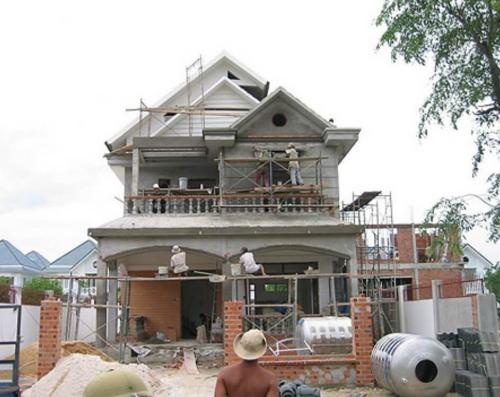 Chọn đơn vị nhà thầu xây dựng trọn gói.