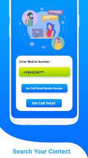How to get Call Detail - náhled