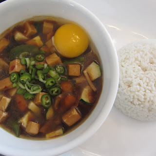 Spicy Tofu Stew
