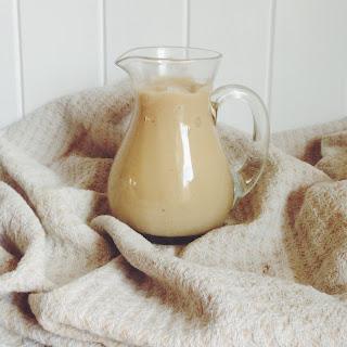 Almond Milk Egg Custard Recipes.