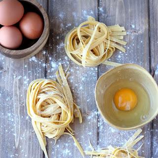 How to Make Homemade Pasta.