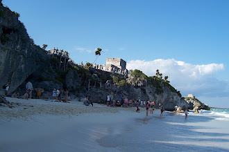 Photo: Beach at Tulum